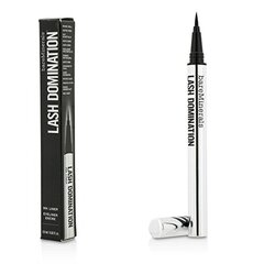 Šķidrais acu kontūrzīmulis bareMinerals Lash Domination 0,6 ml, Intense Black