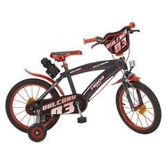 "Zēnu velosipēds Toimsa 16"", Vulcano"