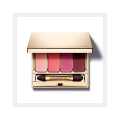 Acu ēnu palete Clarins 4-Colour 6.9 g, 07 lovely rose