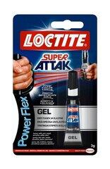 SUPER ATTAK PowerFlex Gel 3 g universāla līme