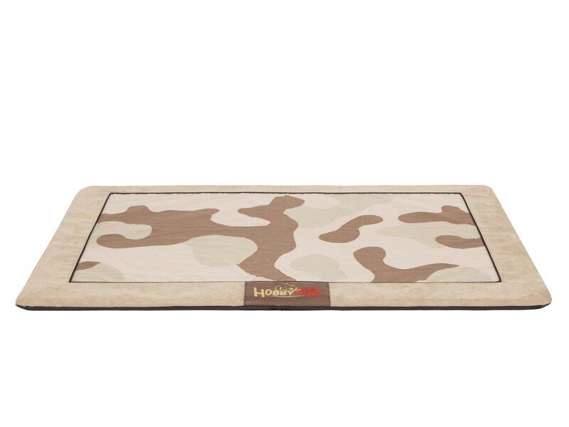 Paklājs Hobbydog XL, 110x90 cm, smilšu krāsas