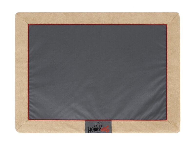 Paklājs Hobbydog XL, 110x90 cm, pelēks cena