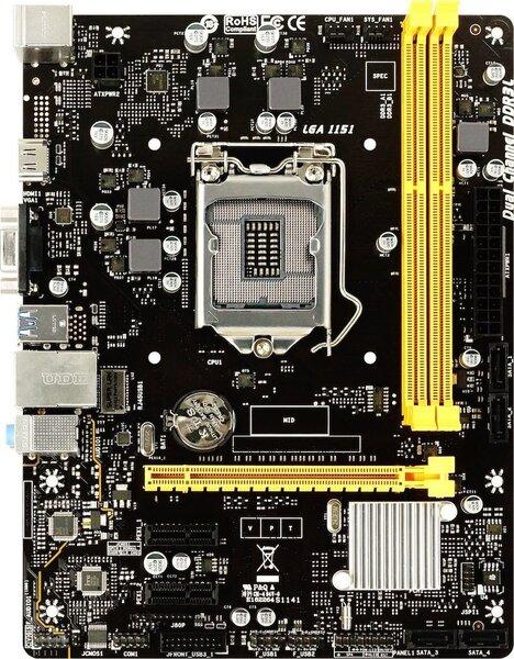 Biostar H310MHD3 cena