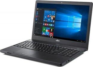Fujitsu LifeBook A357 (S26391-K425-V300) 8 GB RAM/ 512 GB + 1 TB SSD/ Windows 10 Pro