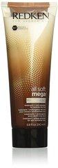 Mitrinoša matu maska Redken All Soft Mega Megamask 200 ml cena un informācija | Matu uzlabošanai | 220.lv