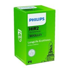 Philips HIR2 LongerLife 12V/55W spuldze, 1gab. cena un informācija | Autospuldzes | 220.lv