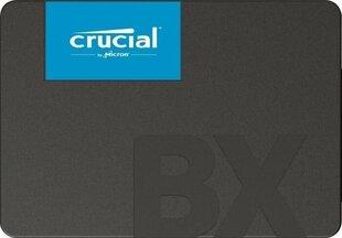 Crucial CT1000BX500SSD1 cena un informācija | Datoru komponentes | 220.lv