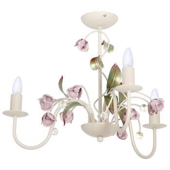 Luminex griestu lampa Rose cena un informācija | Griestu lampas | 220.lv
