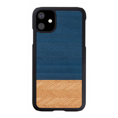 MAN&WOOD SmartPhone case iPhone 11 denim black