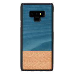 MAN&WOOD SmartPhone case Galaxy Note 9 denim black