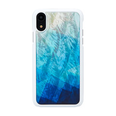 iKins SmartPhone case iPhone XR blue lake white