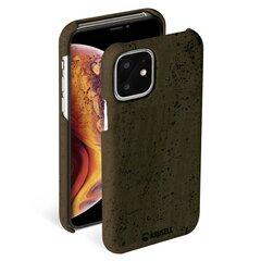Krusell Birka Cover Apple iPhone 11 dark brown