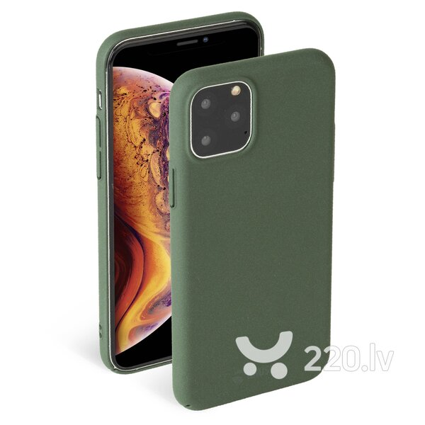 Krusell Sandby Cover Apple iPhone 11 Pro moss