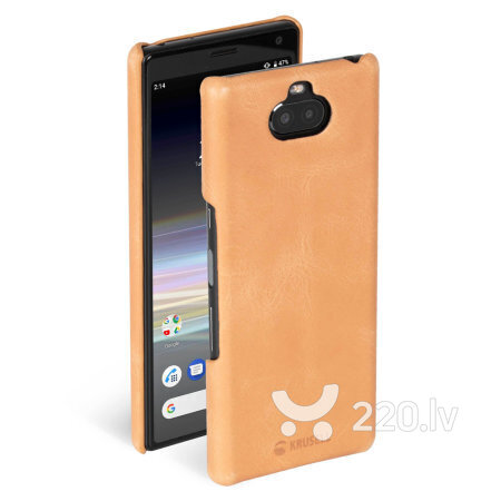 Krusell Sunne Cover Sony Xperia 10 vintage nude