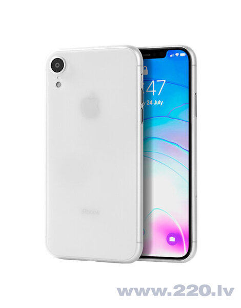 Devia ultrathin Naked case(PP) iPhone XR (6.1) clear