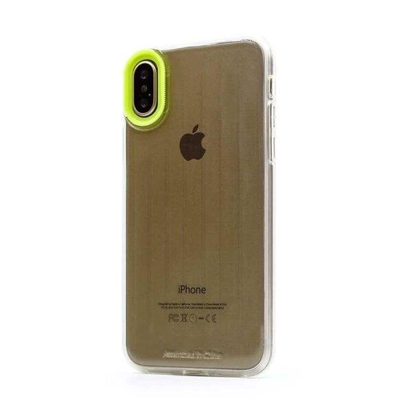 Devia Yonger Series Case Devia iPhone XS/X(5.8) yellow cena