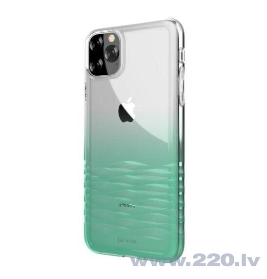 Devia Ocean series case iPhone 11 Pro gradual green
