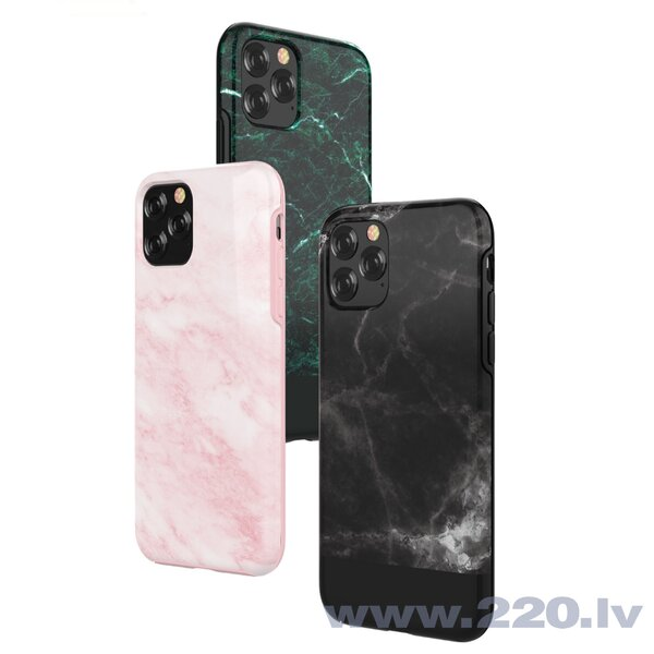 Devia Marble series case iPhone 11 Pro Max green cena