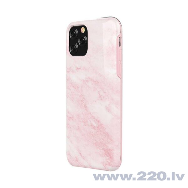 Devia Marble series case iPhone 11 Pro pink cena