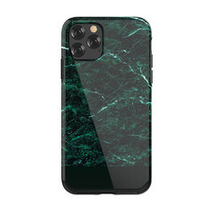 Devia Marble series case iPhone 11 Pro green