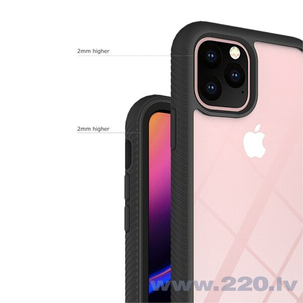 Devia Shark5 Shockproof Case iPhone 11 Pro black cena