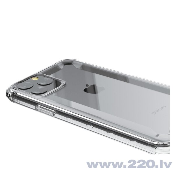 Devia Defender2 Series case iPhone 11 Pro Max clear