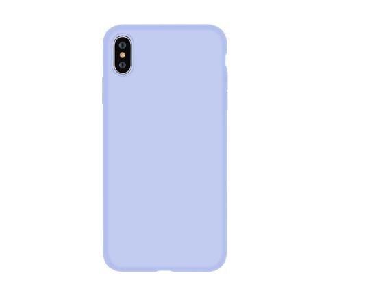 Devia Nature Series Silicone Case iPhone XR (6.1) purple cena