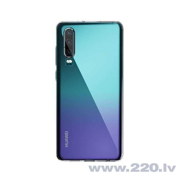 Devia Naked TPU anti-shock Case for Huawei P30 clear