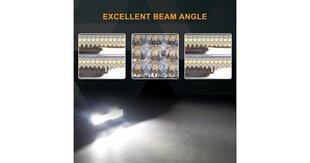 LED BAR spuldze Tri-Row, 180W cena un informācija | LED BAR spuldze Tri-Row, 180W | 220.lv