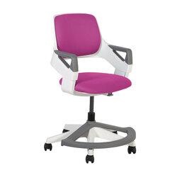 Компьютерное кресло для детей Rookee, розовое