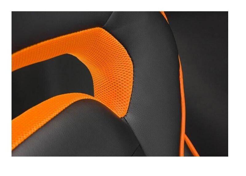 White Shark Gaming Chair Sheba Y-2670 black/orange cena
