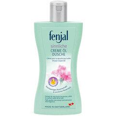 Dušas krēms-eļļa Fenjal Sensual Rose 200 ml