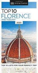 DK Eyewitness Top 10 Florence and Tuscany : 2020