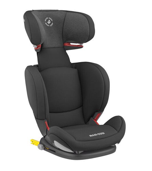 Maxi Cosi autokrēsliņš RodiFix AirProtect, 15-36 kg, Authentic black cena