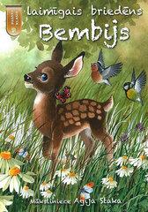 Bembijs Pasaku klasika cena un informācija | Grāmatas mazuļiem | 220.lv