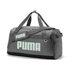 Sporta soma Puma Challenger S, 35 l, pelēka