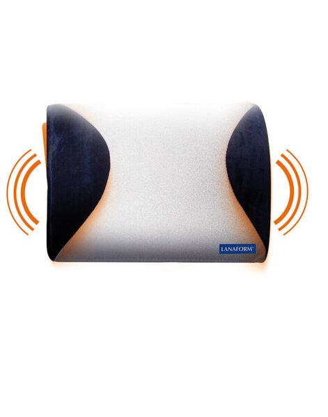 Muguras masažieris - masāžas spilvens Lanaform Turbo Mass cena