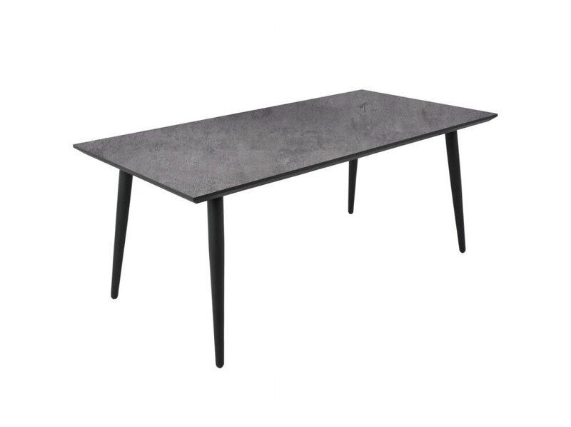 Āra galds Patio Hugo 180, pelēks
