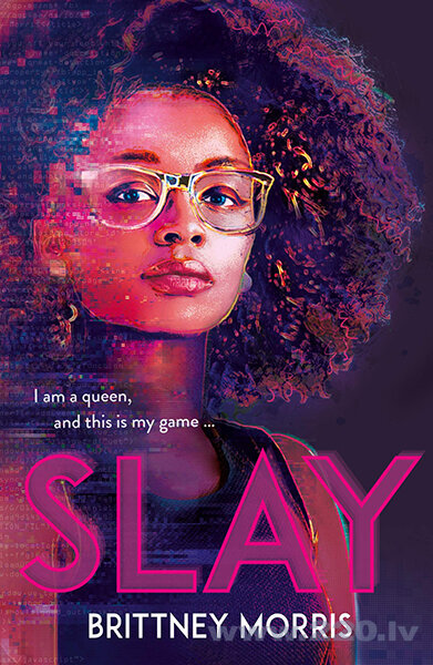 SLAY : the Black Panther-inspired novel about virtual reality