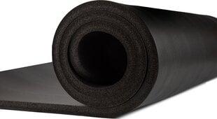 Sporta paklājs Zipro NBR 180x60x1,5 cm, melns cena un informācija | Vingrošanas paklāji | 220.lv