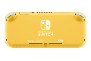 Nintendo Switch Lite, 32 GB, Dzeltens