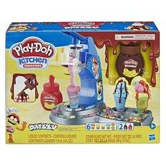 Пластилиновый набор по производству мороженного Hasbro Play Doh цена и информация | Принадлежности для рисования, лепки | 220.lv