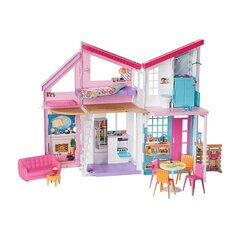 Lelles Barbie māja Malibu, FXG57 cena un informācija | Lelles Barbie māja Malibu, FXG57 | 220.lv
