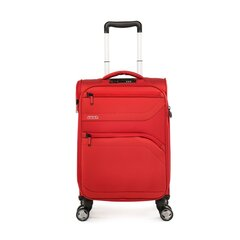 Koferis 55 cm JUMP MOOREA, sarkans cena un informācija | Koferis 55 cm JUMP MOOREA, sarkans | 220.lv