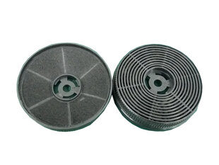 Focus ogles filtri Spark/Fala tvaika nosūcējiem (2 gab.) cena un informācija   Tvaika nosūcēju filtri   220.lv