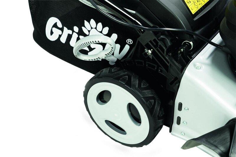 Elektriskais zāles pļāvējs Grizzly ERM 1642 Q-360