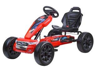 Minamais četrriteņu kartings Ford, sarkans cena un informācija | Bērnu velosipēdi | 220.lv
