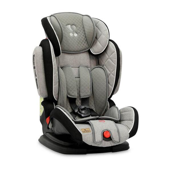 Автомобильное креслице Lorelli Magic Premium, 9-36 кг, Grey