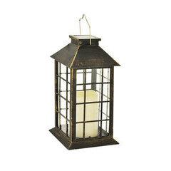 Piekarināma āra lampa Polux ar saules bateriju cena un informācija | Piekarināma āra lampa Polux ar saules bateriju | 220.lv