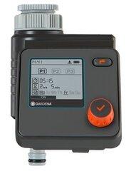 Elektroniskais laistīšanas iekārtas taimeris GARDENA Select cena un informācija | Elektroniskais laistīšanas iekārtas taimeris GARDENA Select | 220.lv